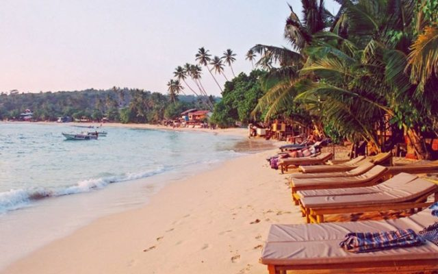 Sri Lanka Beach Locations